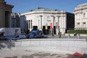 Крыло Сейнсбери. Лондонская национальная галерея