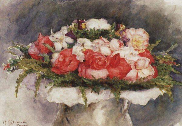 В Суриков.Букет.1884