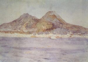 В.Суриков.Неаполь.1900