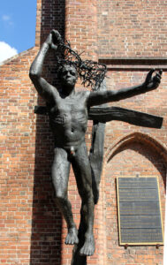 Fritz Cremer Фриц Кремер. Скульптура«Восстание II», 1982-1985