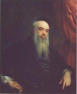 Софи Рюд.Портрет отца Франсуа Рюда.1842