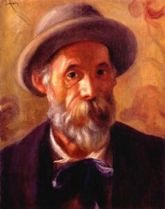 Ренуар.Автопортрет.1899