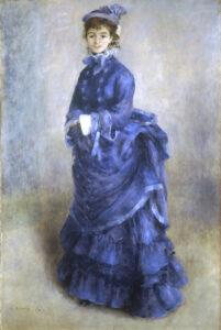 Ренуар.Парижанка.1874