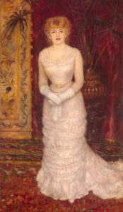 Ренуар.Жанна Самари.1878
