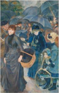Ренуар.Зонтики.1881-1886