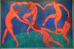 А.Матисс.Танец.1910