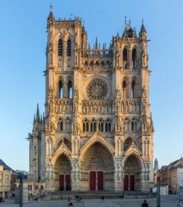 Амьенский собор. Франция