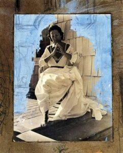Сальвадор Дали..Гала, Мадонна Порт-Льигата.1950 г.