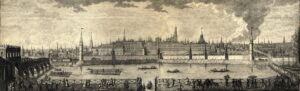 Московский Кремль 1762-1766. Балабин П.Т. с рисунка М.И. Махаева