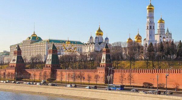 Московский Кремль сейчас
