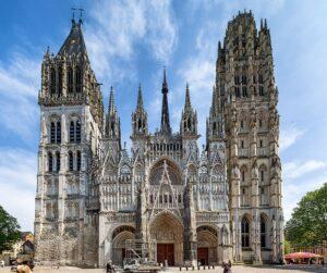 Руанский кафедральный собор.Франция