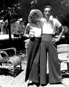 Сальвадор Дали и Гала.1935 г.