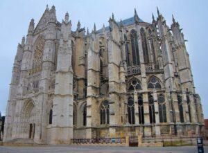 Собор Святого Петра в Бове.Франция