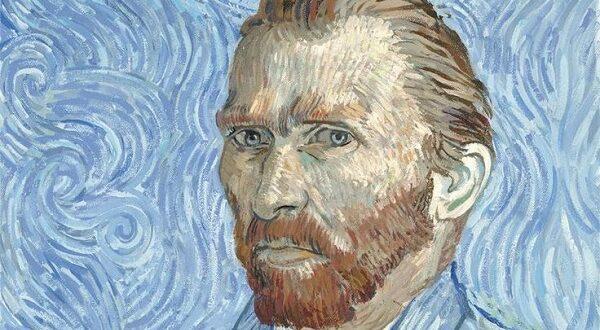 В.Ван Гог. Автопортрет.1889 г