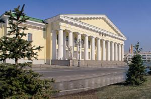 Горный институт в Петербурге