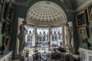 Кабинет Фонарик в Павловском дворце.1808 г.